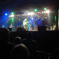 John Fogerty in Peer 2012